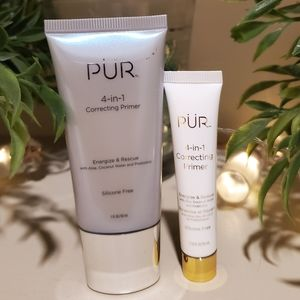 PUR 4 in 1 Correcting Primer + free deluxe size